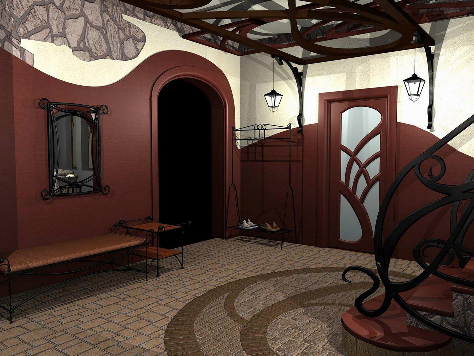 Home Wall Interior Design Ideas 22