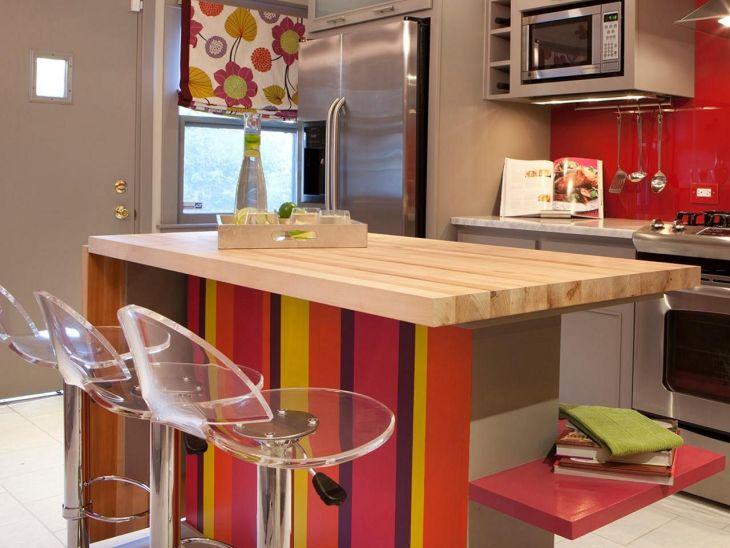 Kitchen Islands with Breakfast Bar 221