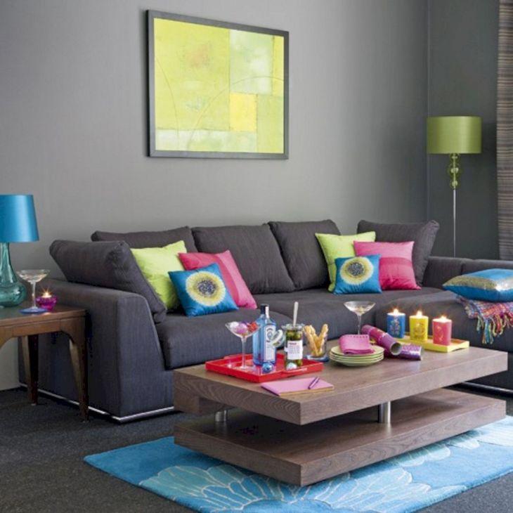 Living Room Colorful Sofa 22