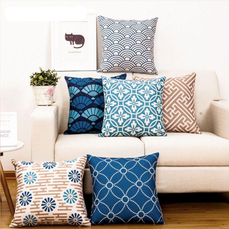 Living Room Pillow Ideas 231