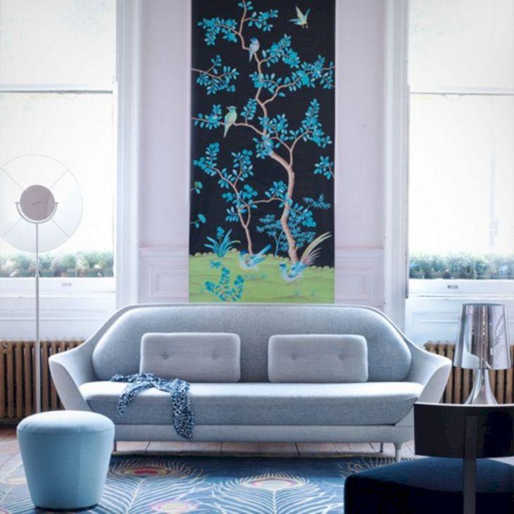 Living Room Wall Art Ideas 018