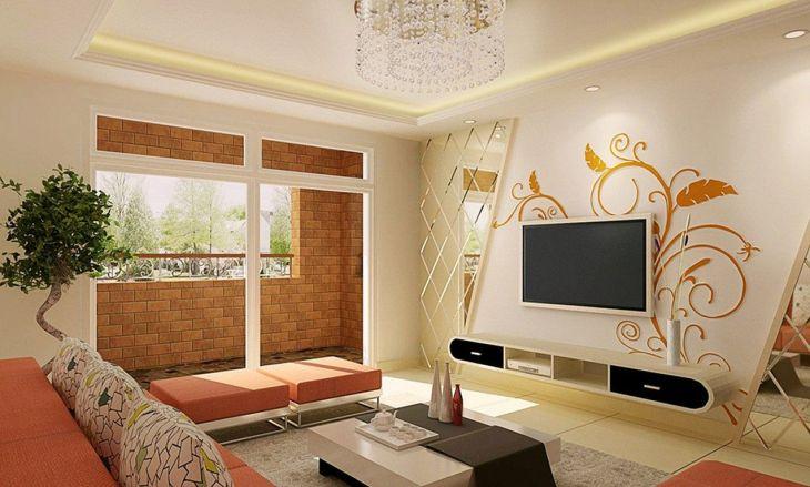 Living Room Wall Gallery Design 28