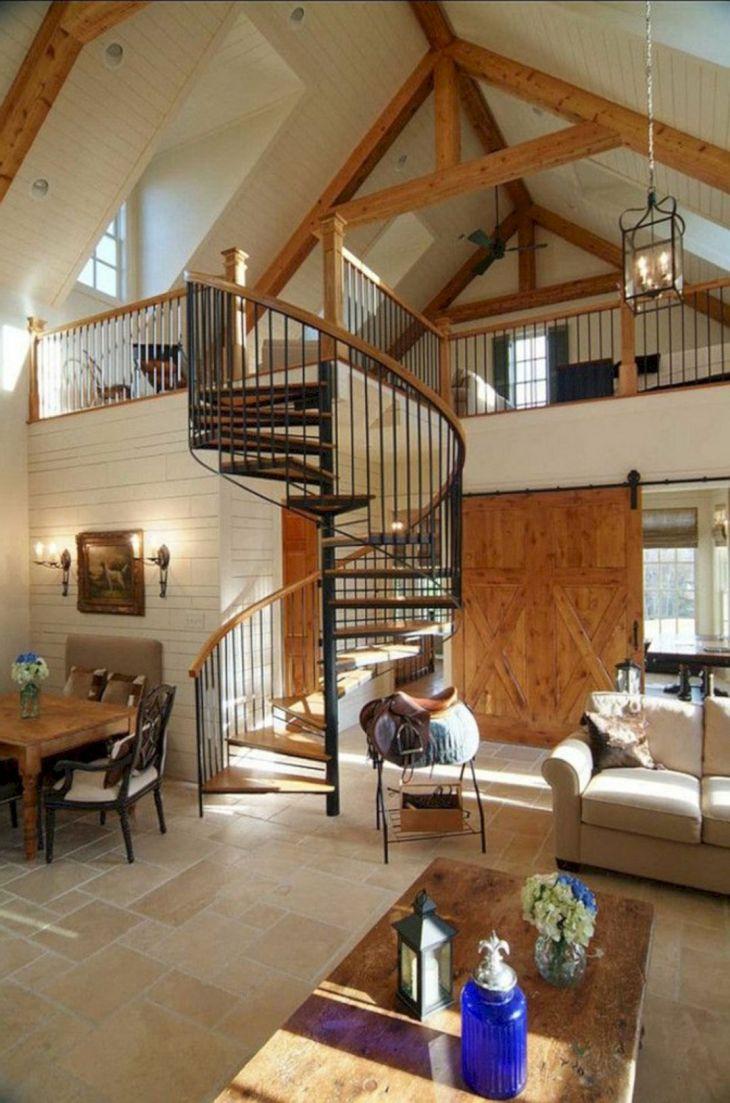 Modern Spiral Staircase Ideas 12