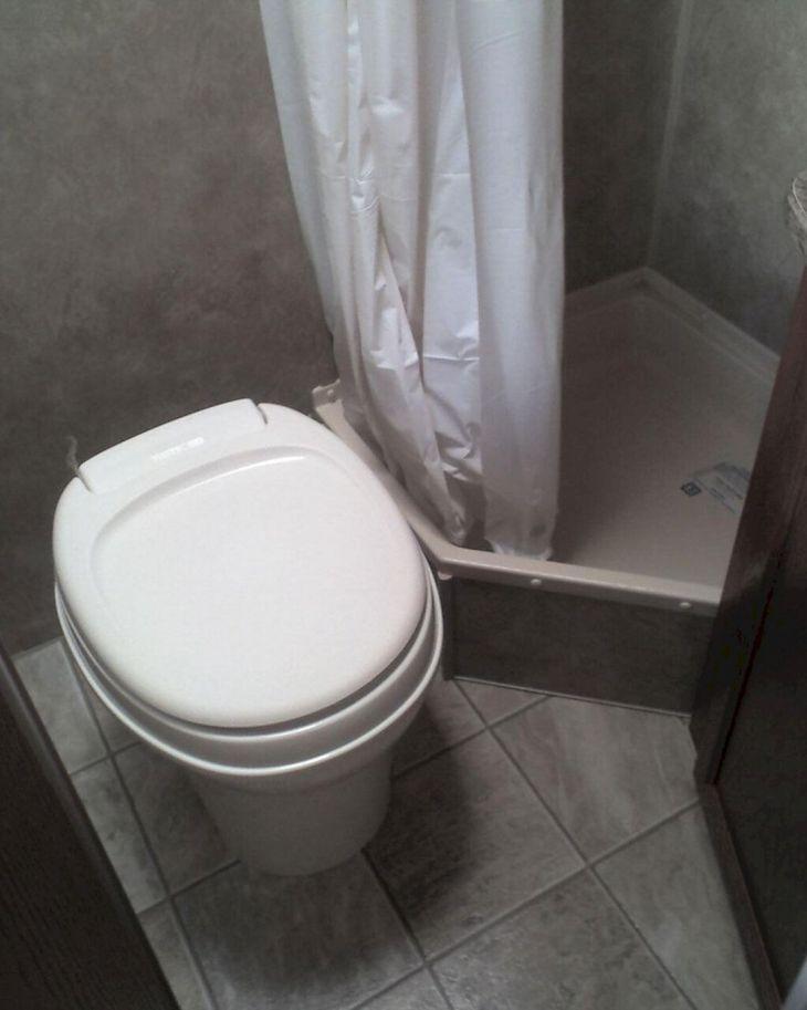 RV Bathroom Shower 01