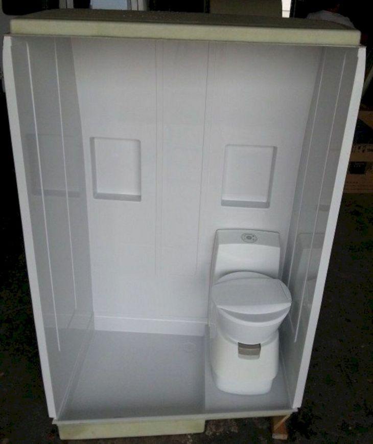 RV Bathroom Shower 019