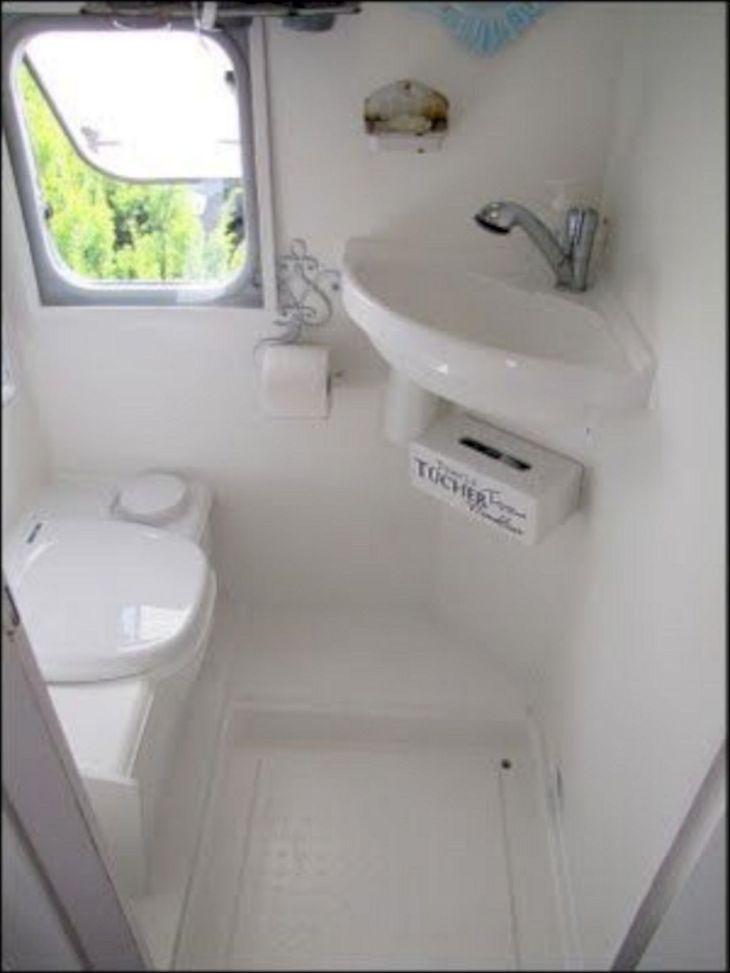 RV Bathroom Shower 022