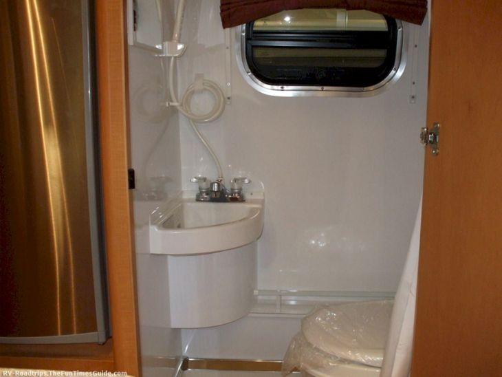 RV Bathroom Shower 09