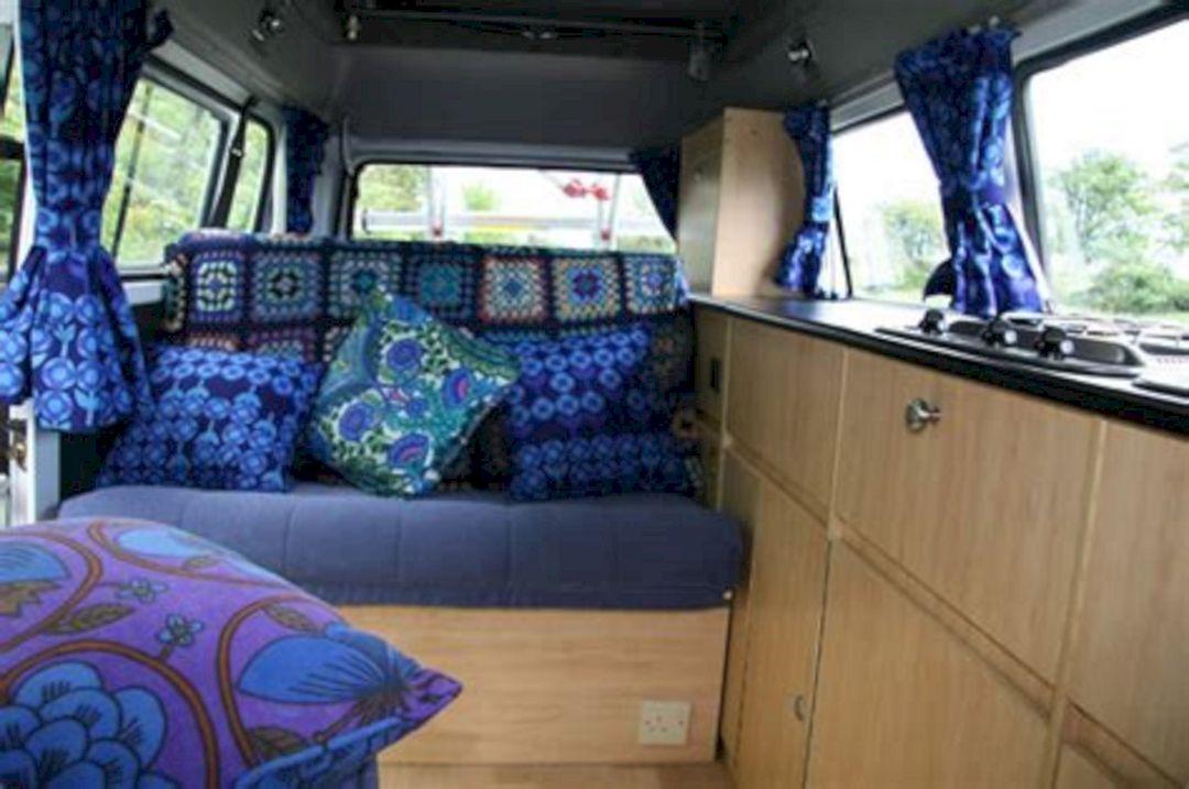 RV & Camper Van Interior Design 100
