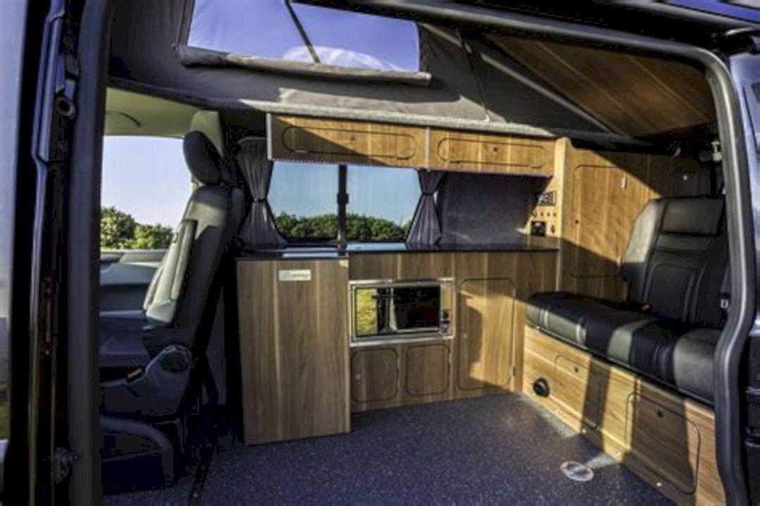RV & Camper Van Interior Design 110
