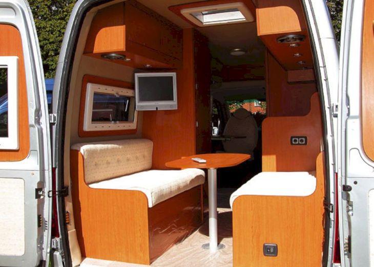 RV & Camper Van Interior Design 200