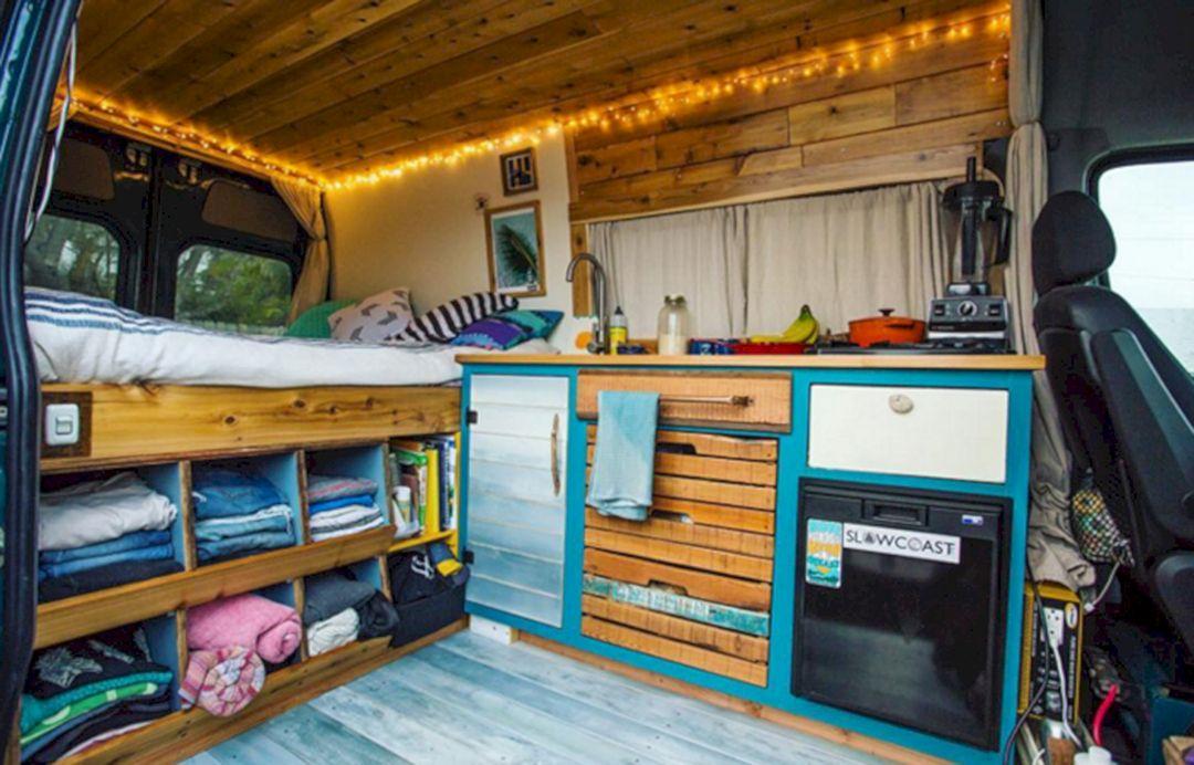 RV & Camper Van Interior Design 360