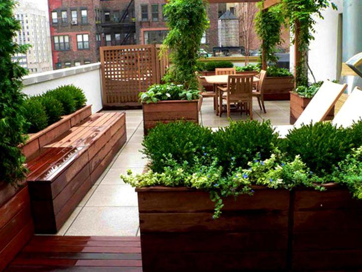Rooftop Garden Ideas 119