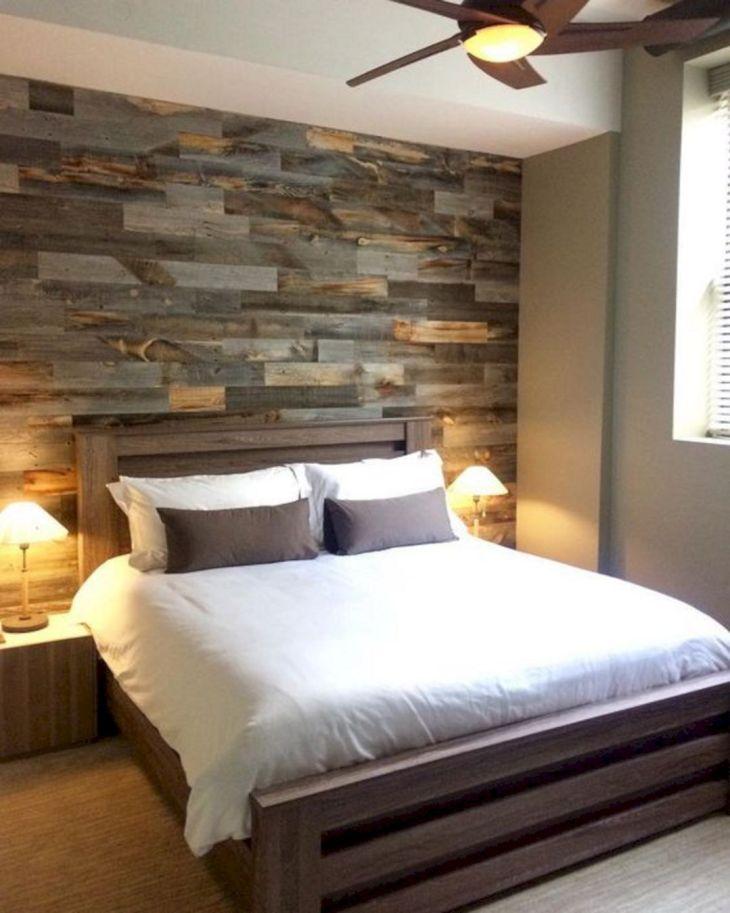 Rustic Bedroom Wall Ideas 260
