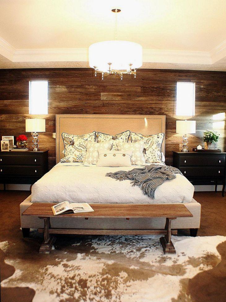 Rustic Bedroom Wall Ideas 70