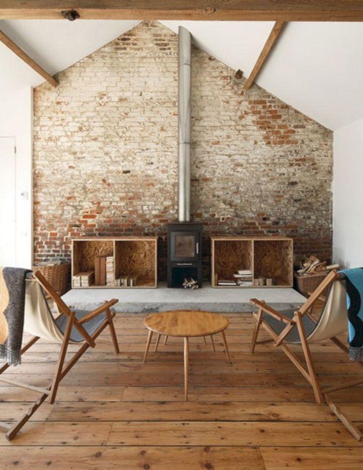 Rustic Cabin Interior Ideas 36