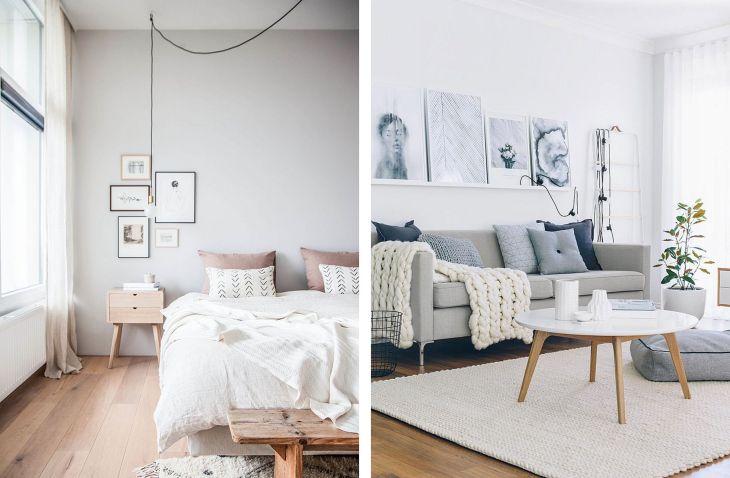 Scandinavian Beds Style Design 171