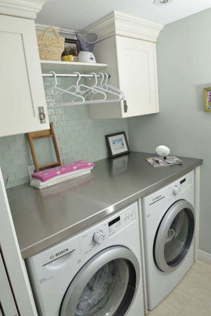 Small Laundry Room Hacks 11