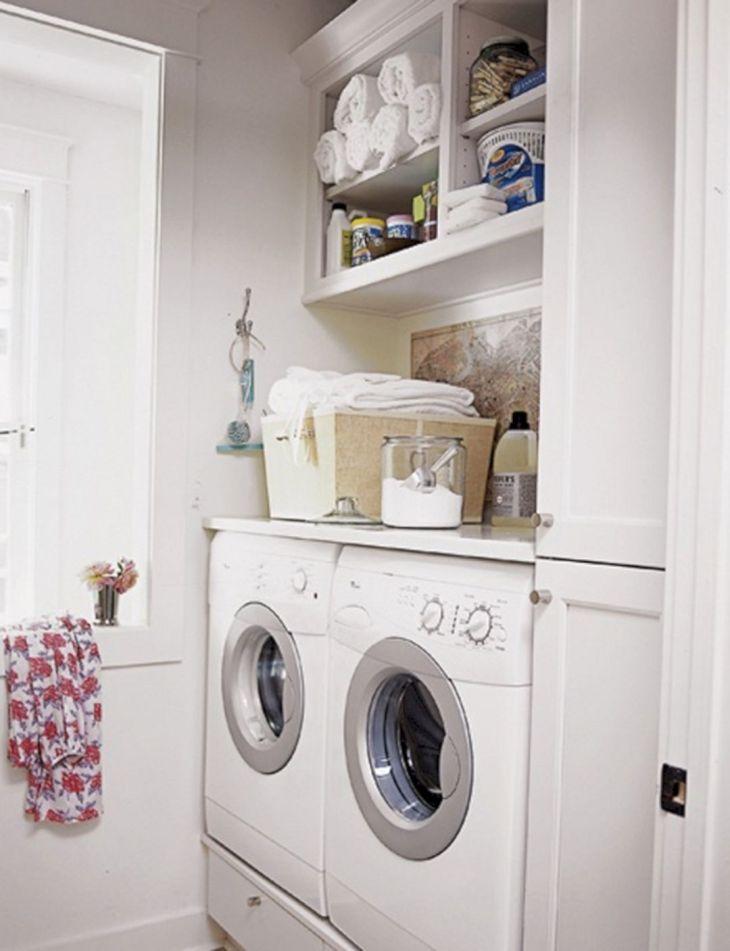 Small Laundry Room Hacks 5