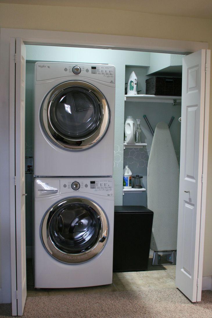 Small Laundry Room Hacks 6