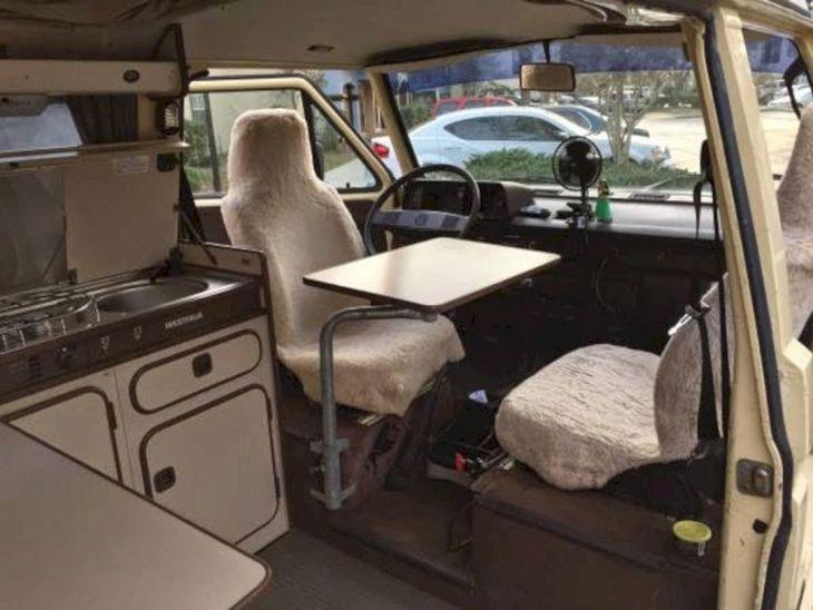 Small RV Camper Van Interiors 01