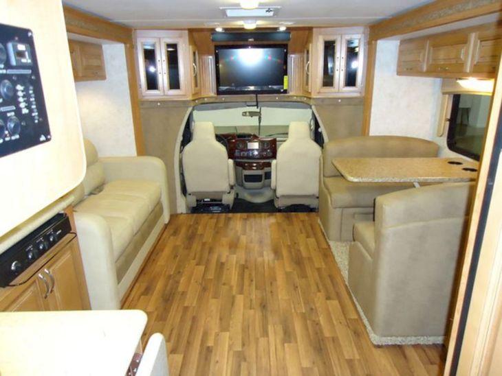 Small RV Camper Van Interiors 016