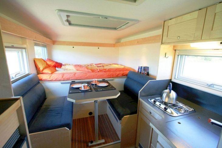 Small RV Camper Van Interiors 019