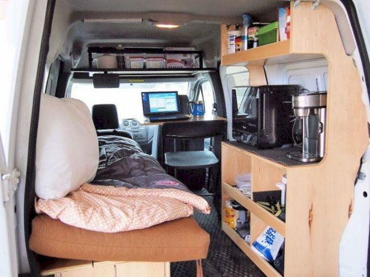 Small RV Camper Van Interiors 021