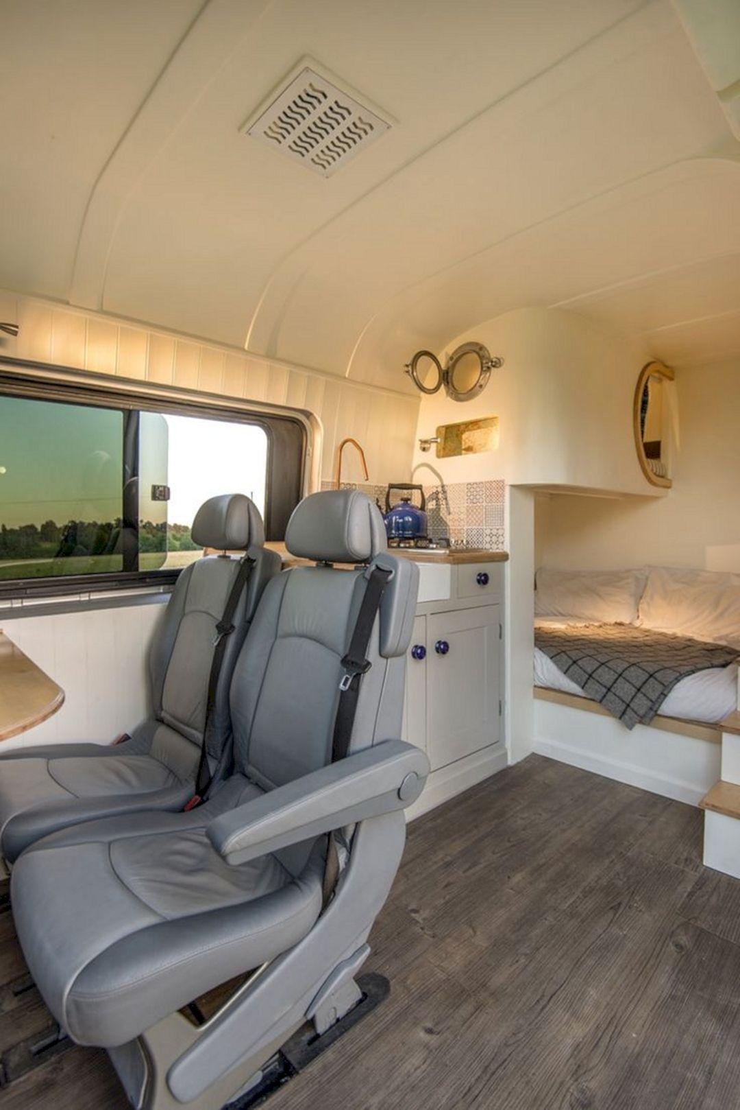 Small RV Camper Van Interiors 022