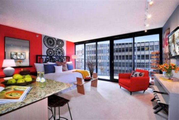 Studio Apartment Interior 12