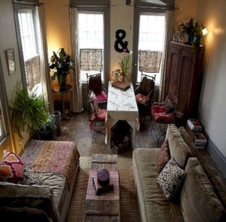 Studio Apartment Interior 122