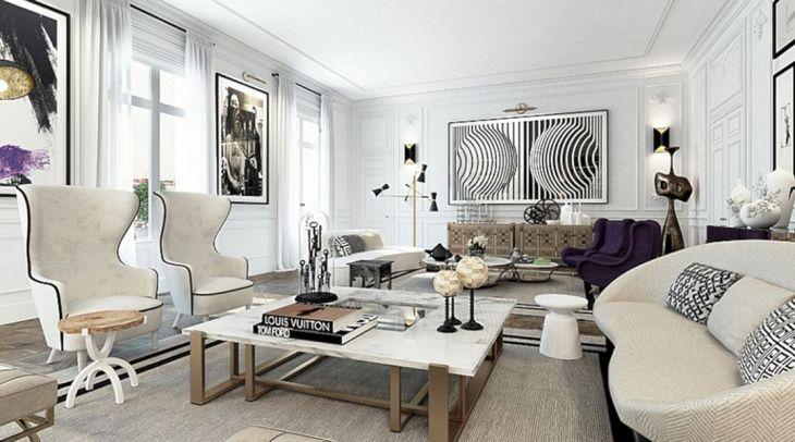 Studio Apartment Interior 212