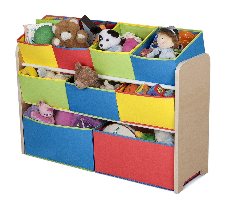 Toy Storage Organization Ideas 14
