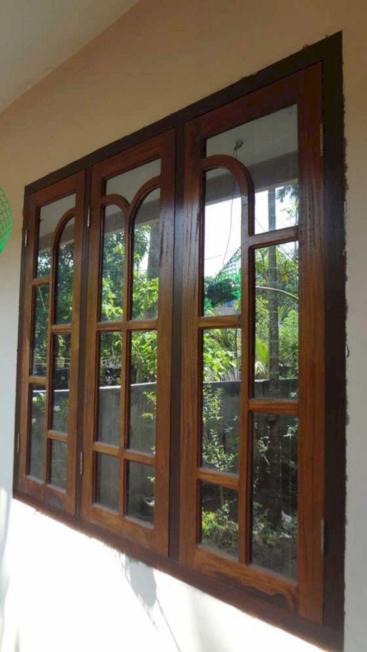 Unique Wood Windows Design (1)