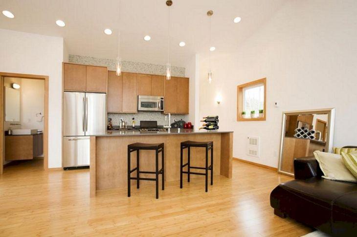 Bamboo Floor Kitchen 116