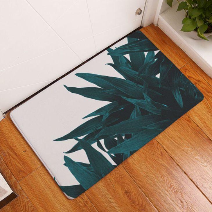 Bamboo Mats Floor Kitchen 3