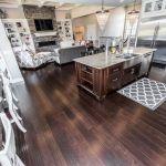 Black Bamboo Flooring Kitchen 008