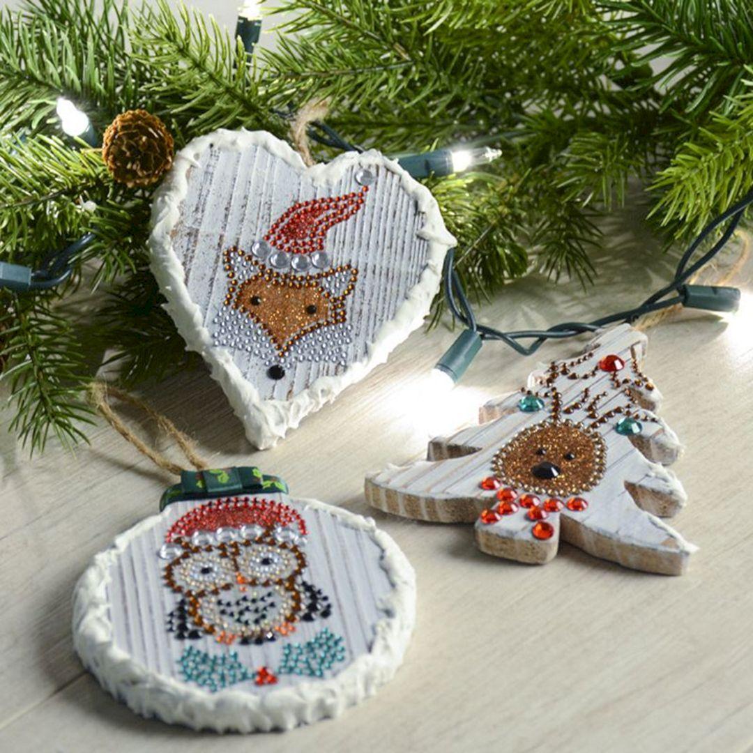 DIY Ornament Christmas Ideas 19