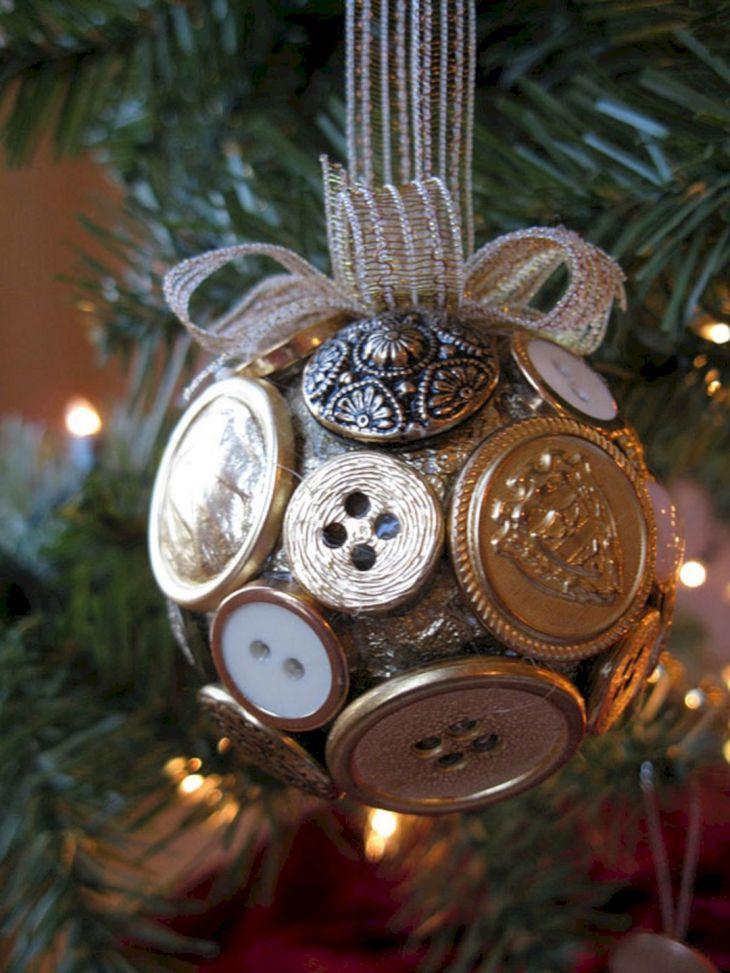 DIY Ornament Christmas Ideas 24