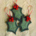 DIY Ornament Christmas Ideas 7
