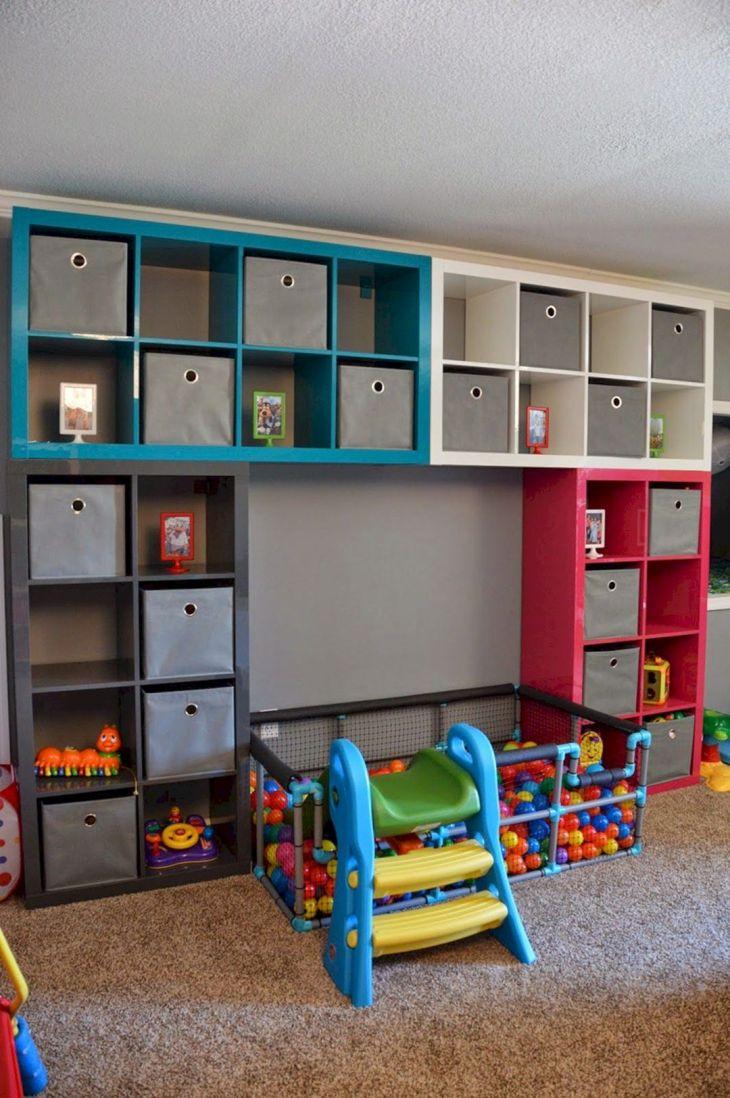 Kids Room Storage Design 0019