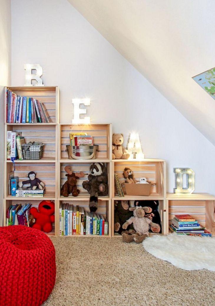 Kids Room Storage Design 0020