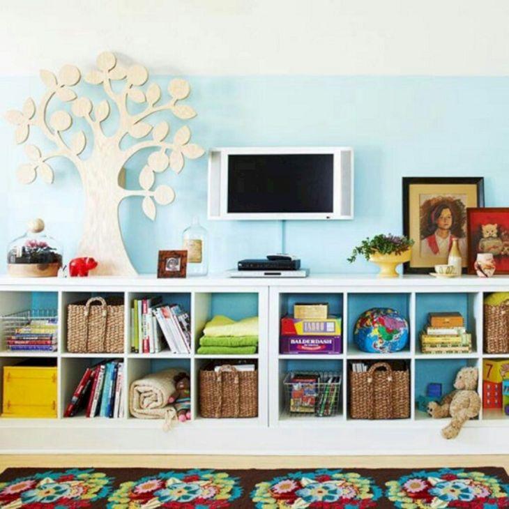 Kids Room Storage Design 0022