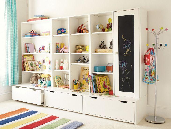 Kids Room Storage Design 0023