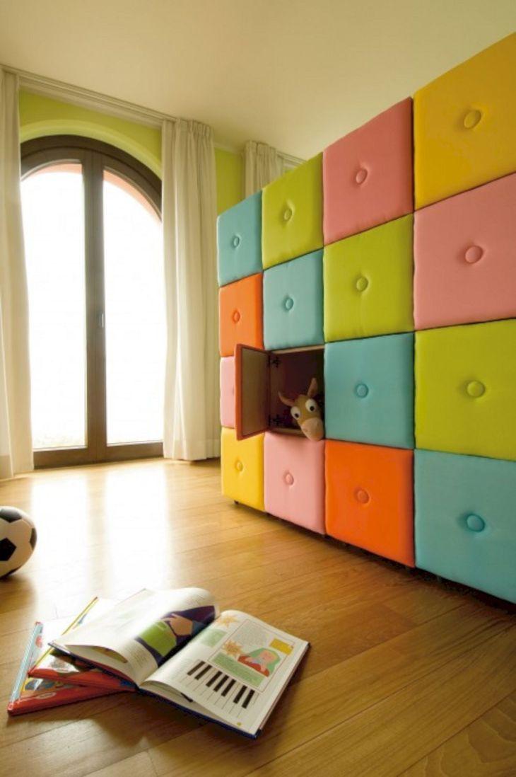 Kids Room Storage Design 0029