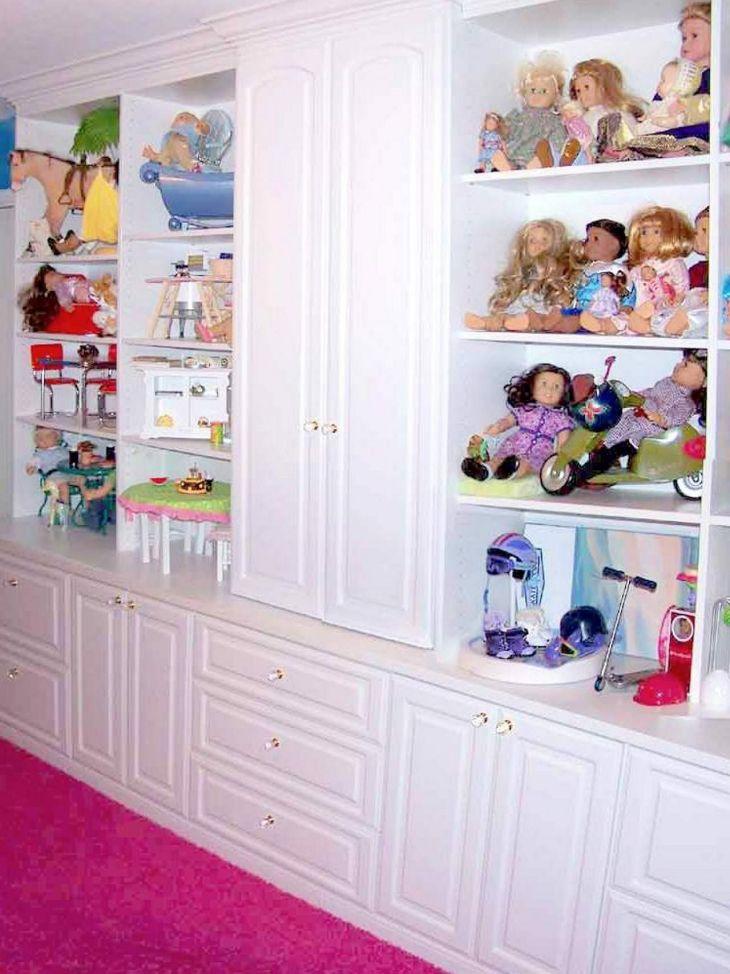 Kids Room Storage Design 007
