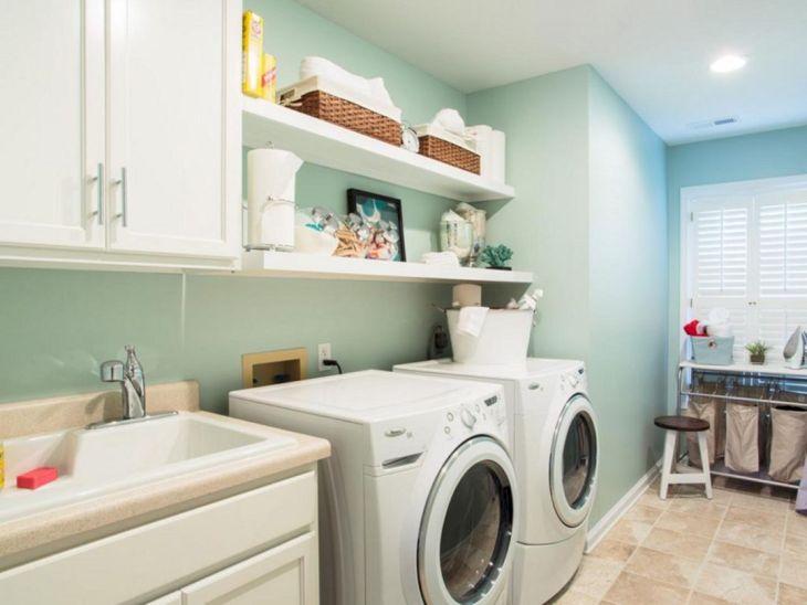 Laundry Room Storage Ideas 12