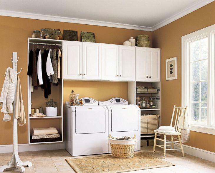 Laundry Room Storage Ideas 15