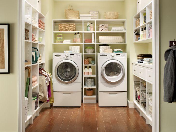 Laundry Room Storage Ideas 16