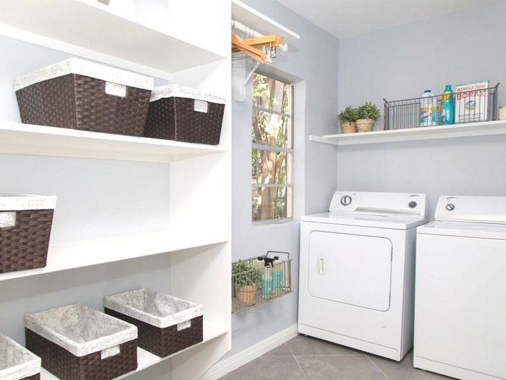Laundry Room Storage Ideas 2