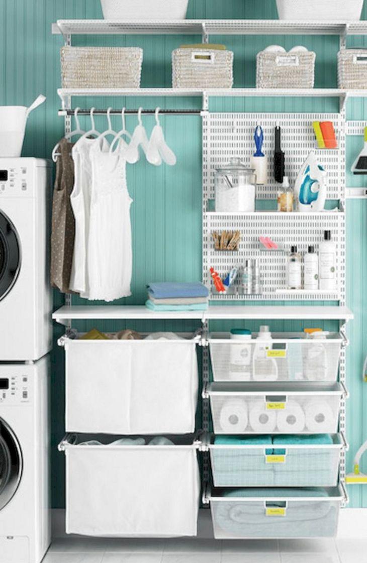 Laundry Room Storage Ideas 21